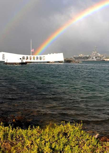 uss arizona Hawaii