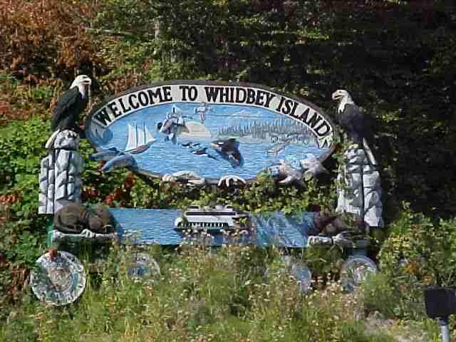Whidbey Island Washington